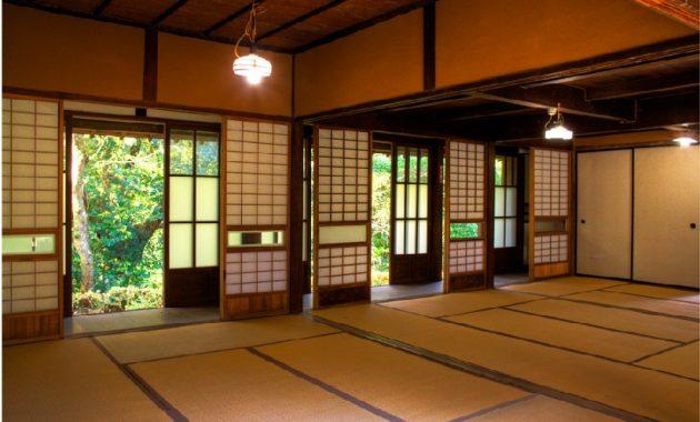 Desain Interior Ruang Depan Ala Jepang