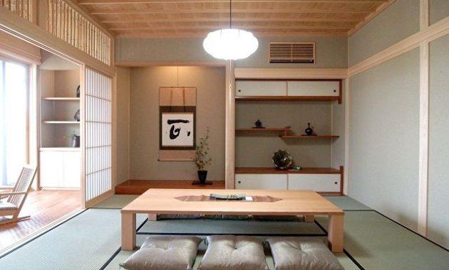 Furnitur ala Jepang