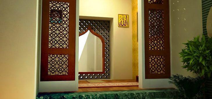 7 Rancangan Mushola Rumah Minimalis Buat Ibadah di Bulan Ramadhan