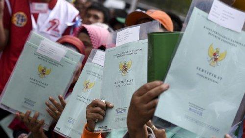 Hak Atas Tanah Dari Waris