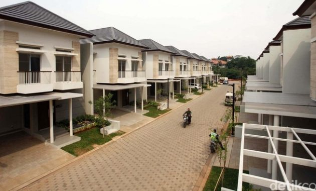 Harga properti yang lebih murah ketimbang Jakarta
