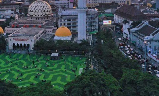 Kelebihan Tinggal di Kota Bandung