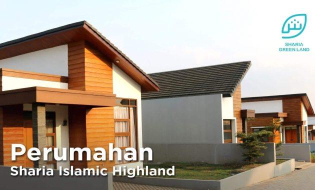 Sharia Green Land, Developer Property Syariah yang Memberikan Fasilitas Islami di Setiap Perumahannya