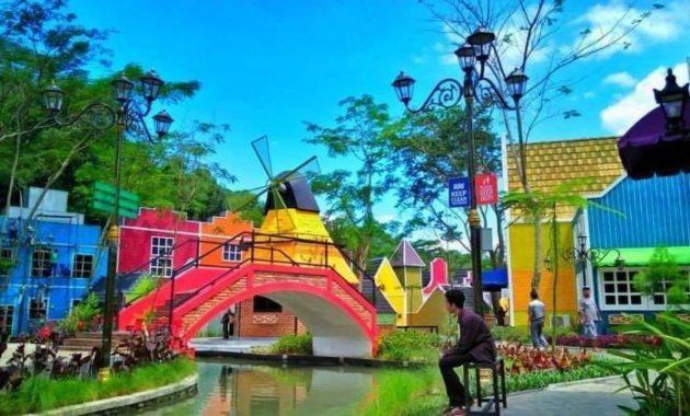 Dikelilingi Banyak Tempat Wisata Bogor