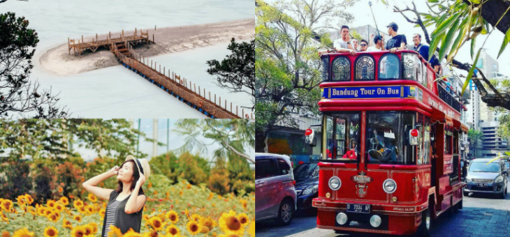10 Tempat Wisata di Bandung Untuk Liburan Akhir Pekan